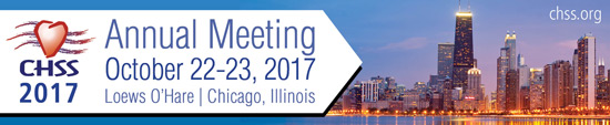 CHSS 2017 Annual Meeting, Otober 22-23, 2017, Loews O'Hare, Chicago, Illinois