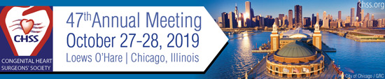 CHSS 2019 Annual Meeting, October 27-28, 2019, Loews O'Hare, Chicago, Illinois